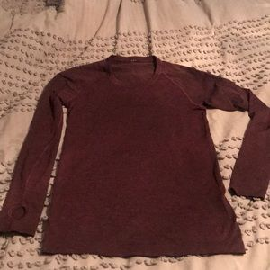 Lululemon swiftly tee size 8